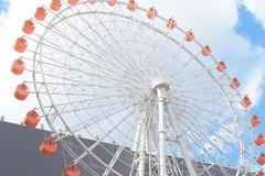 Sky Wheel (bowlcutgirl) Tags: wheel japan ferris nagasaki kyushu