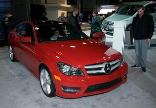 2013 Washington Auto Show - Lower Concourse - Mercedes-Benz 6 by Judson Weinsheimer