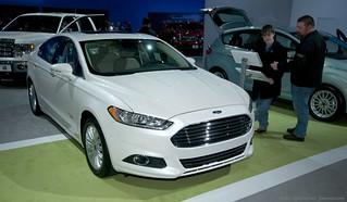 2013 Washington Auto Show - Upper Concourse - Ford 12 by Judson Weinsheimer