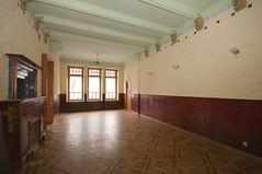 ,  (Wert2807) Tags: museum architecture modern russia interior modernism samara nikond300s