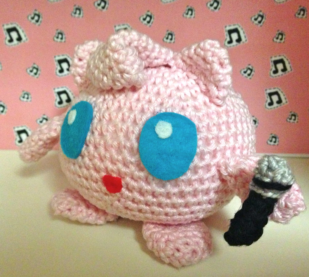 Jigglypuff Amigurumi Pattern Free : The Worlds Best Photos by Doni Panda - Flickr Hive Mind