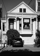 Webster Street, San Francisco (Postcards from San Francisco) Tags: film analog ma trix
