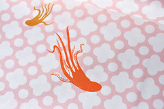 Heather Ross : Mendocino (the workroom) Tags: fabric heatherross theworkroom windhamfabrics mendocino mermaids underwaterfabricheatherross