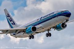 FLY EASTERN (Angelo Bufalino - AirTeamImages) Tags: eastern easternairlines boeing 737 737800 kmia miami nikon d810