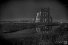 whitby abbey (law-photography2014) Tags: whitby whitbyabbey longexposure blackwhite blackandwhite yorkshire leeward lawphotography leewardatlawphotography canon6d canon1740l