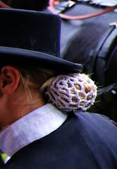 2016 Kastelentocht (Steenvoorde Leen - 13.8 ml views) Tags: doorn 2016 utrechtseheuvelrug kastelentocht beukenrode landgoed jachthuisbeukenrode paarden pferde horse horses aanspanning koetsen kutsche vierspan cheval coche carosse armement carriage coach landau stichtse regen wet nat pluie paardenstaart schachtenhalm pferdeschwanz ponytail horsetail que de equiseto cola caballo girls girl fille gosse dirne mädchen muchacha chica jovencita coladecabello quedecheval hastvans