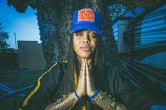 Erykah Badu portrait (Shane McCormick) Tags: denton texas dfw music festival oaktopia 2016 shane mccormick photo photography erykah badu portrait live eyes
