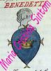Benedetti di L'Aquila (Maria Cristina Sintoni) Tags: benedetti laquila arma stemma