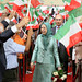 Maryam Rajavi at the ceremony celebrating successful relocation of Camp Liberty residents-2