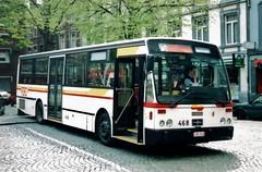 A600 468 75 (brossel 8260) Tags: belgique bus liege stil