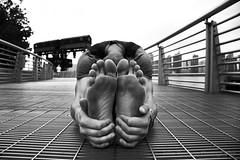 (J. Romano) Tags: yoga nyc nycphotography photo mind body soul heart love pure blackandwhite bw canon canon6d longislandcity city newyorkcity bigapple meditation