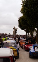 Statue (C.Elston) Tags: angouleme circuit ramparts france renault gordini mercedes v8 biturbo lagonda radiator eb ettore bugatti andre hydro telecontrol shock silentbloc absorber vintage epc174 studebaker rob spencer mg mgbgt porsche 911 street race