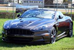 Aston Martin DBS Volante (scott597) Tags: green church downs martin kentucky hill louisville concours aston 2012 volante dbs
