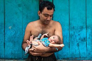 Newborn. Kolkata, India