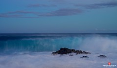 Blue Crush (Glen Thuncher) Tags: ocean longexposure seascape hawaii nikon surf waves maui northshore fullframe fx paia d800 hookipa nikond800 nikkor28300mmlens
