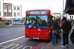 IMGP7472.JPG (Steve Guess) Tags: uk copyright bus london buses gb archway highgate smg wittington steveguess