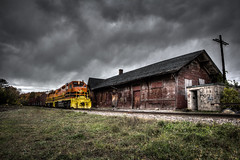 Canadian Pacific Heritage Railway - Masson Station- II.jpg (Bob's Corner) Tags: