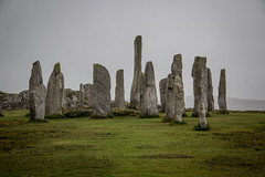 Calanais Standing Stones, Scotland (virtualwayfarer) Tags: uk travel nature stone scotland countryside standingstones unitedkingdom ruin lewis scottish age callanish isleoflewis outerhebrides isleofharris scottishisles calanaisstandingstones alexberger virtualwayfarer