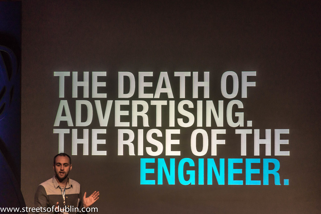 The Rise Of The Engineer: Web Summit 2012 In Dublin (Ireland)