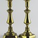 271. Antique Brass Candlesticks