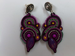pend (melizi) Tags: jewerly bordada bizuteria soutache