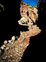 (harpazo_hope) Tags: canon utah shadows hiking canyon week 100 42 hs elph 522012