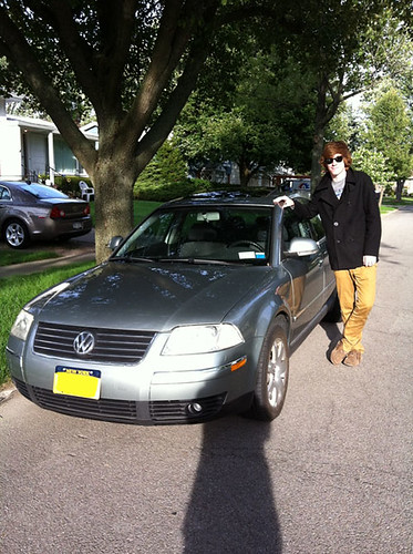 My First Volkswagen