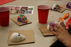 IMG_3627 (Calvert Library) Tags: teens sugarskulls teennight calvertlibraryprincefrederick