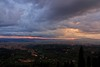 Tuscany <3 <3 <3 (Maria_Globetrotter) Tags: from city italien blue italy panorama beautiful canon landscape florence twilight tramonto day sonnenuntergang view cloudy dusk capital hour tuscany firenze toscana viewpoint toscane fiesole italie florenz italië suset toskana florens solnedgång blå landskap 意大利 blauestunde イタリア fierenze włochy timmen 佛罗伦萨 550d 1585 フィレンツェ флоренция φλωρεντία mariasweden
