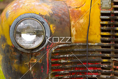 headlight (jenntrans8877) Tags: old art classic car alaska museum truck vintage ancient automobile antique antiquecar rusted transportation weathered artdeco trucks headlamp oldcars vintagecars outdated landtransportation