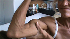 vlcsnap-2012-10-07-14h52m46s234 (Jonathan Mangold) Tags: muscular bodybuilding veins biceps abs flexing gilf veiny muscularwoman