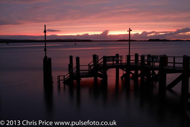 Pier, Poole Harbour