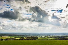 Skies over Preston