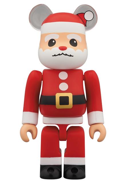 BE@RBRICK HAPPY MERRY CHRISTM@S. 2012