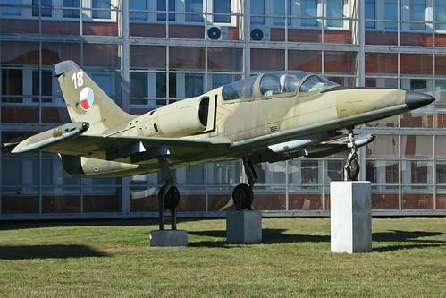 Aero L-39ZA Albatross '2418'