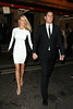 Tess Daly and Vernon Kay Royal World Premiere of Skyfall held at the Royal Albert Hall - London, England