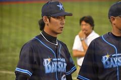 DSC_0582 (mechiko) Tags: 横浜ベイスターズ 120915 王溢正 横浜denaベイスターズ