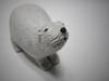 Polar bear (danahaneunjeong) Tags: bear ceramic doll polarbear polar 북극곰
