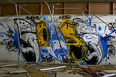 TOAST (Hahn Conkers) Tags: columbus ohio graffiti toast