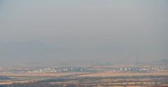 00268 (ferdinand sluiter) Tags: panorama nikon asia flag south north korea un ill ferdinand vista dictator dmz zone 18105 dictatorship d90 demilitarized sluiter kimjung
