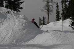 Sunshine Village 2008-03-09 016 (ericmorton) Tags: canada snowboarding skiing alberta banff sunshinevillage