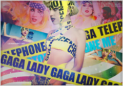 Blend - Telephone (Lucas de Andrade) Tags: lady telephone gaga blend