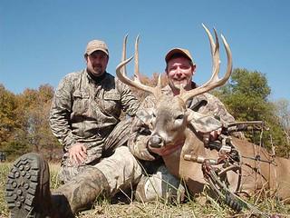 Kansas Deer Hunt - Southeast 7