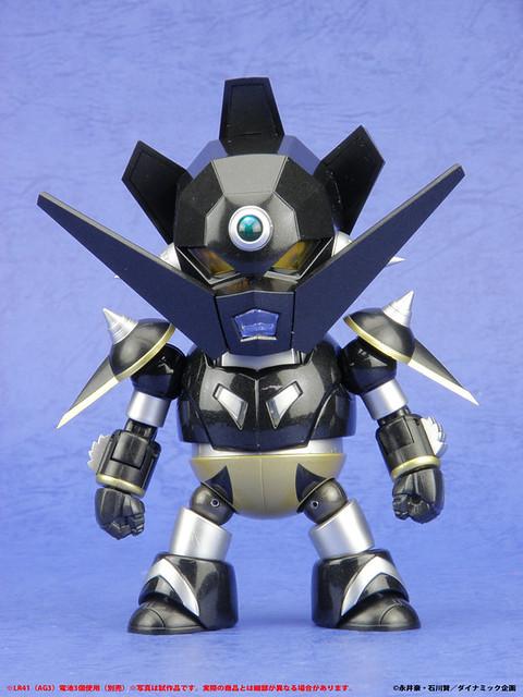 MB合金 Getter Dragon 蓋特龍一號機  黑色版
