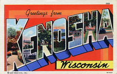 Greetings from Kenosha, Wisconsin - Large Letter Postcard (Shook Photos) Tags: wisconsin linen postcard postcards greetings kenosha linenpostcard bigletter 3005 largeletter kenoshawisconsin largeletterpostcard linenpostcards largeletterpostcards bigletterpostcard bigletterpostcards 5bh926