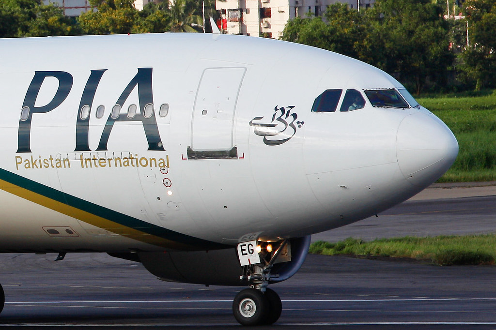 PIA Pakistan International Airlines Airb by Faisal Akram Ether, on Flickr