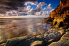 Ocean Contrast (Nick Chill Photography) Tags: california sunset people kids photography sandiego sony fineart michelle scenic lifestyle stockimage nickchill nex7 tiyli