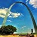 "Gateway Arch - St. Louis Missouri • <a style=""font-size:0.8em;"" href=""http://www.flickr.com/photos/20810644@N05/8142683910/"" target=""_blank"">View on Flickr</a>"