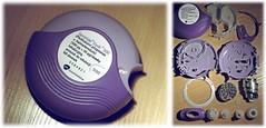 16/365 (LadyMakbeth) Tags: stilllife disk 365 asthma inhaler seretide 365project glucocorticoids