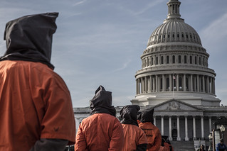 Witness Against Torture: Approaching the U.S. Capitol
